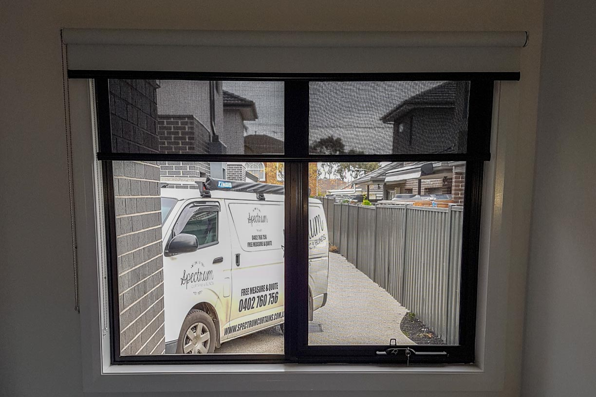 Blockout and Sheer Roller Blinds