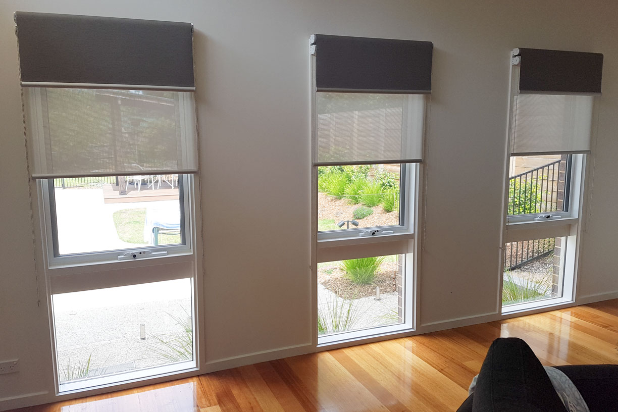 Double Roller Blinds Spectrum Curtains Amp Blinds