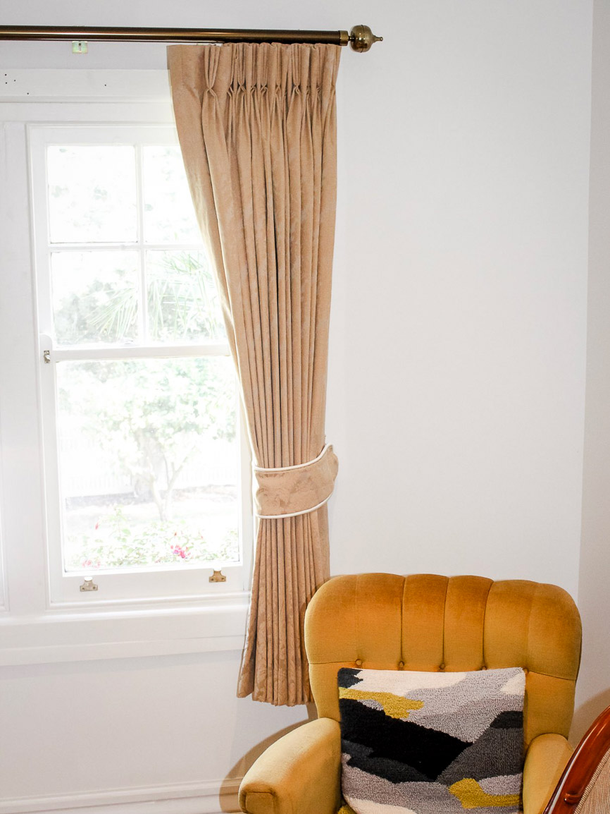 Decorative poles and rods Spectrum Curtains and Blinds