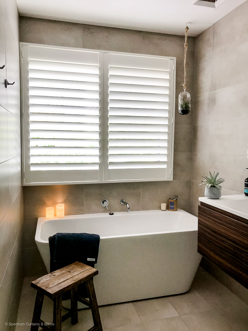 Plantation Shutters by Spectrum Curtains and Blinds