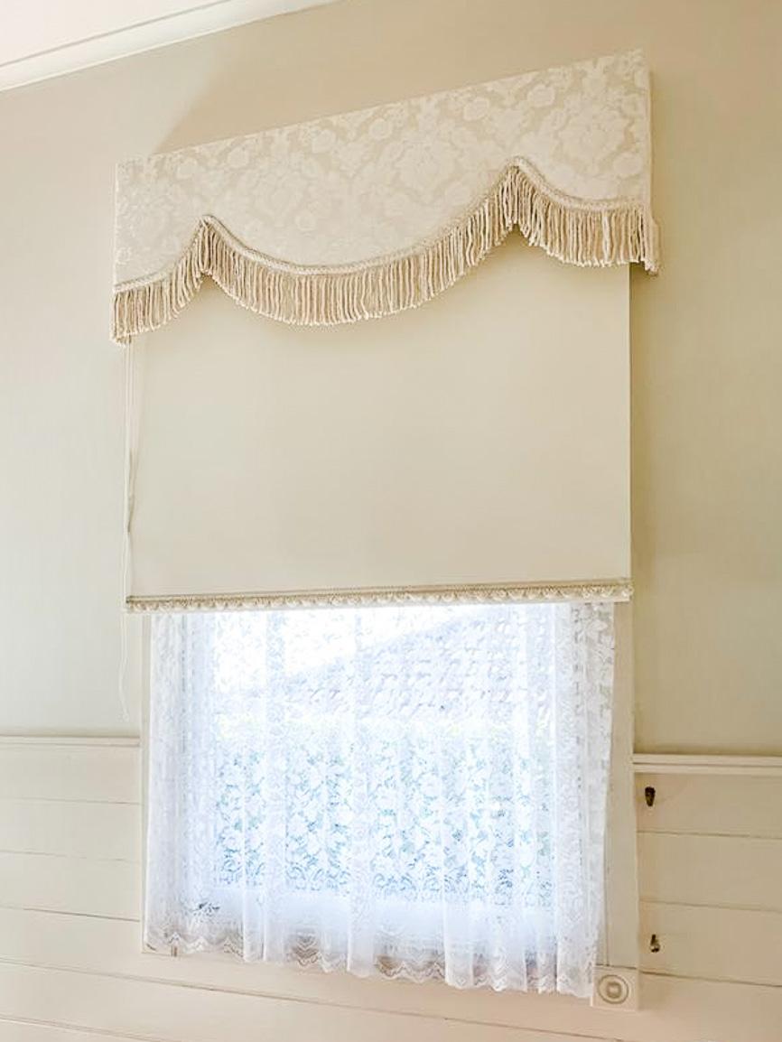 Decorative Pelmets by Spectrum Curtains and Blinds Croydon