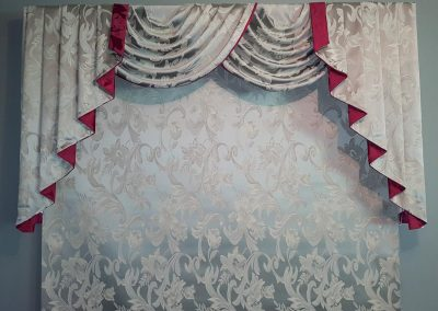Swags and Tails Curtains_