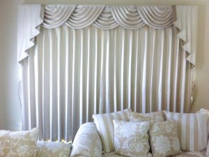 Swags and Tails Curtains Lilydale